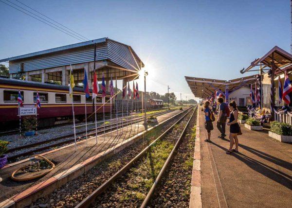 kanchanaburi train guide