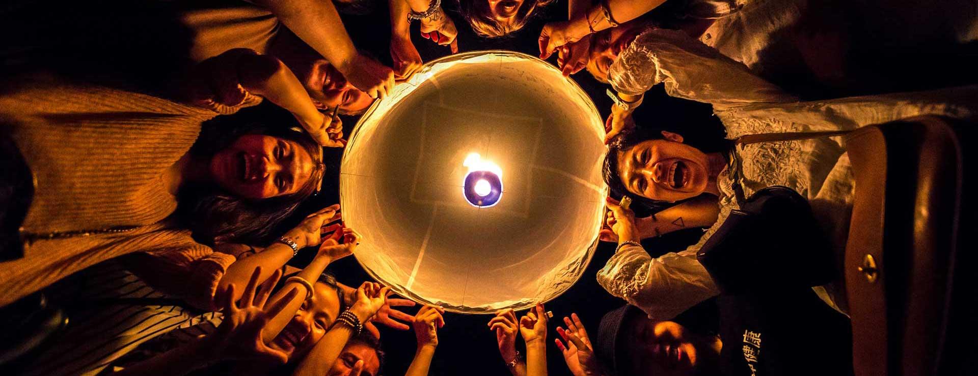 chiang mai lantern fest