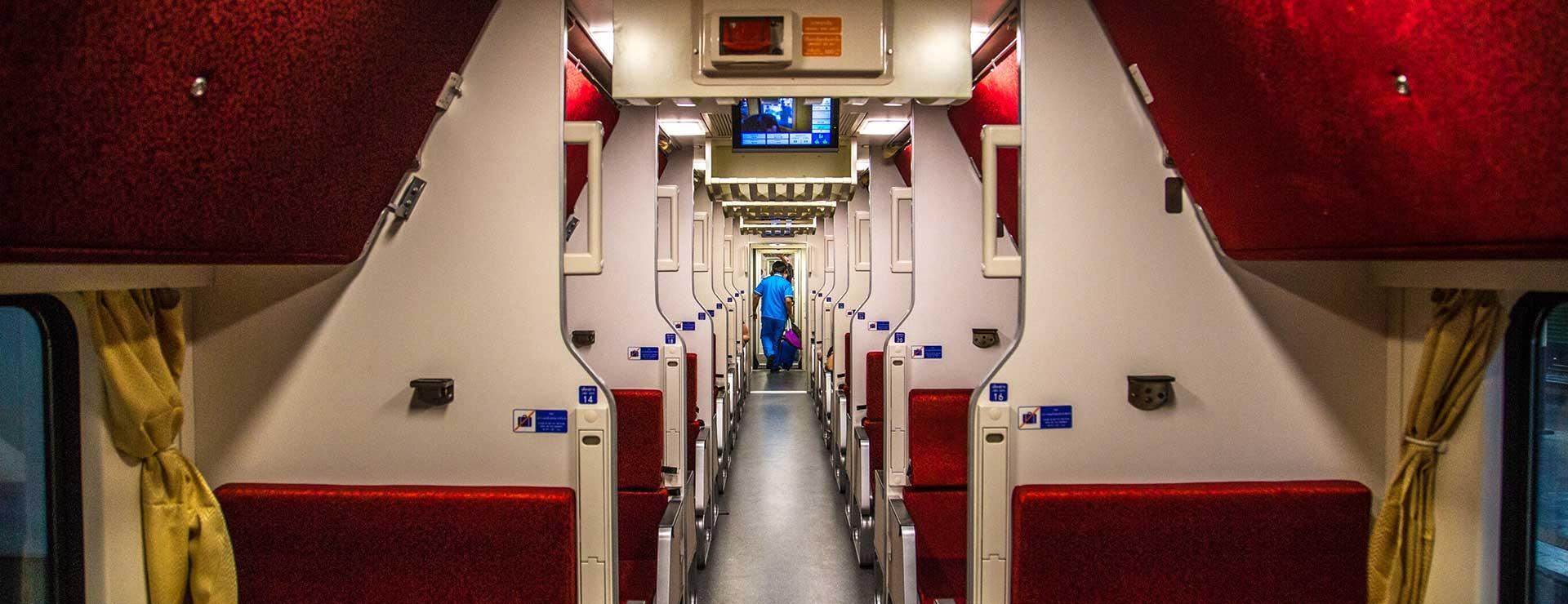 sleeper train bangkok chiang mai