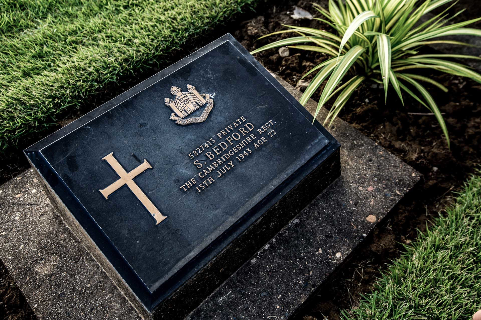 Reflections on Seeing My Grave in a Thai War Cemetery