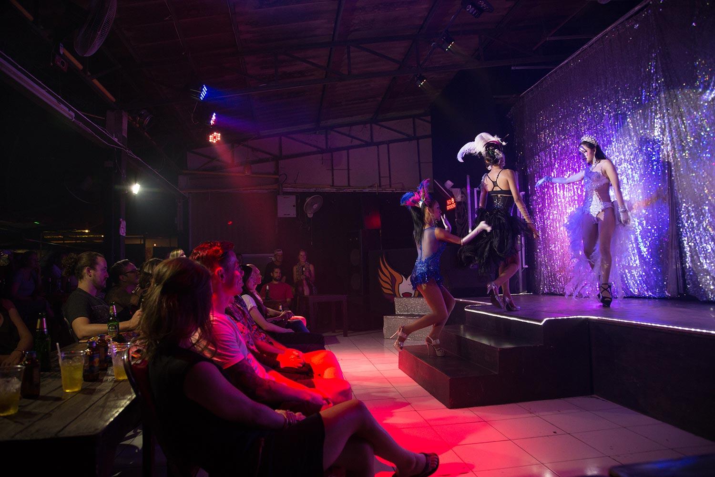 thai ladyboy cabaret