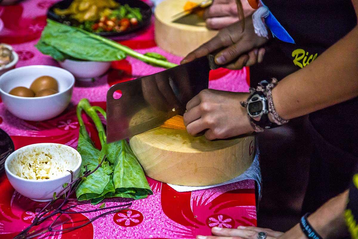 siam rice thai cooking
