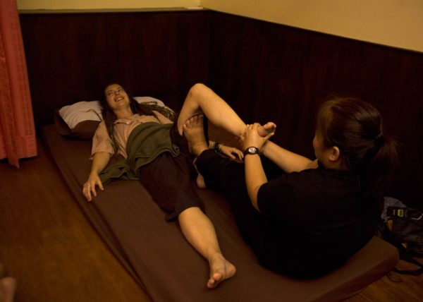 awkward thai massage