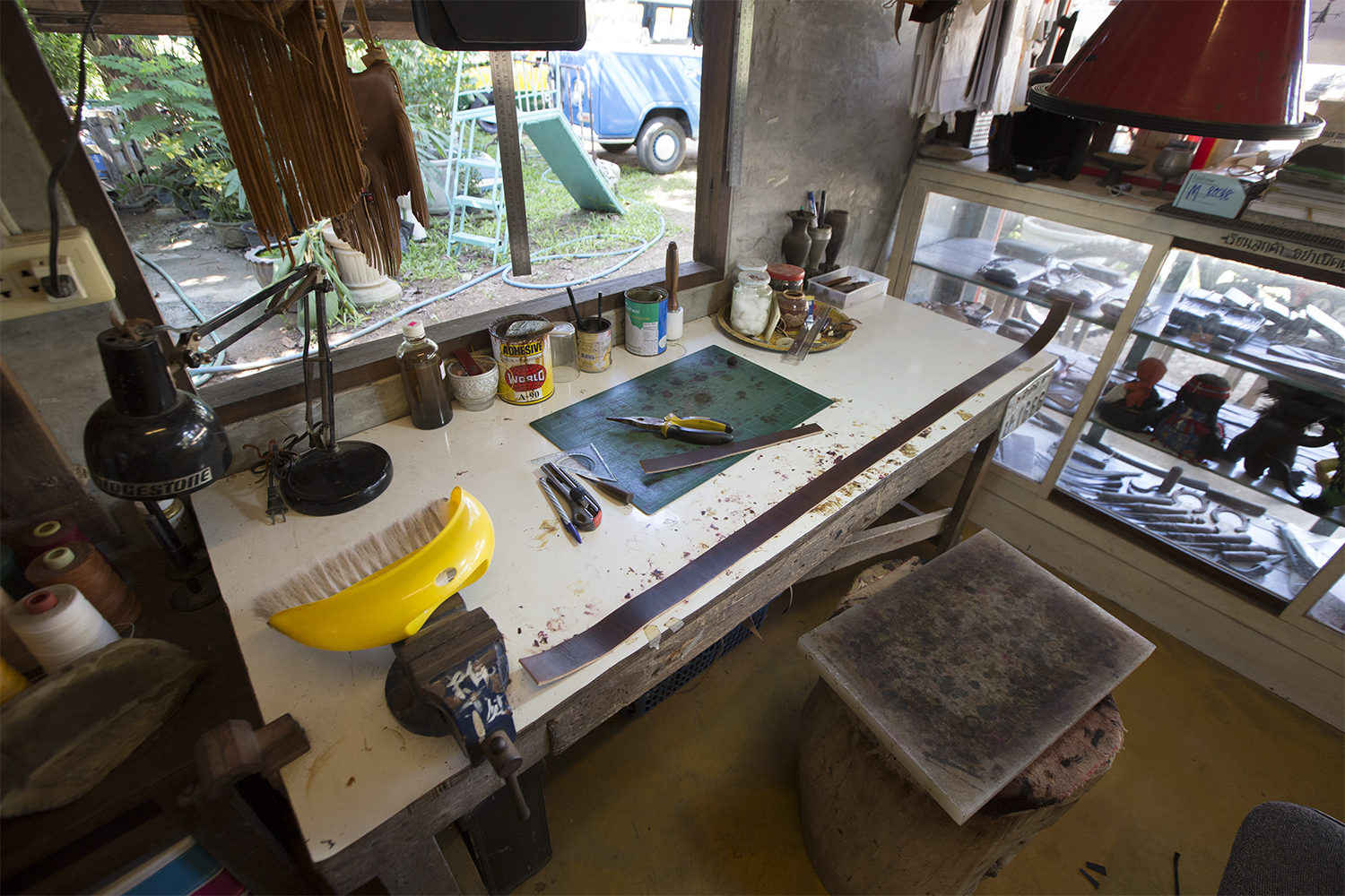 Welcome to the Real Lampang: A Dreamer's Cafe and Artist's Workshop