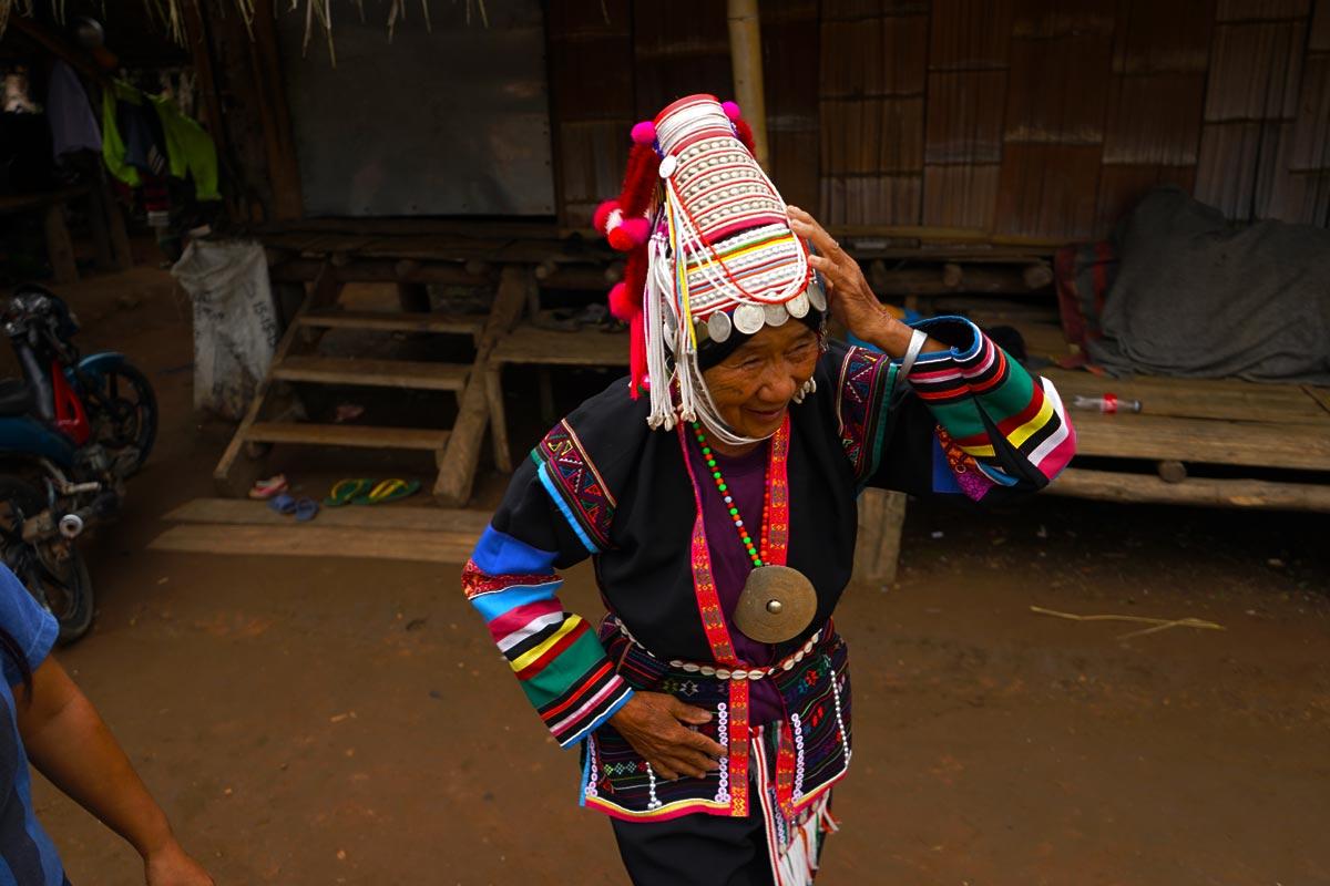 akha tribe phrae