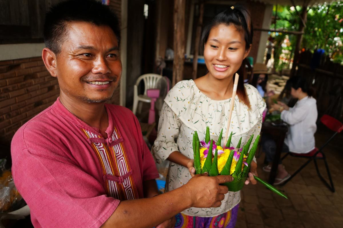 Krathong Crafting: How to Make a River Lantern for Thailand's Big Festival