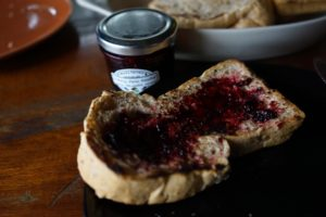 mulberry jam recipe