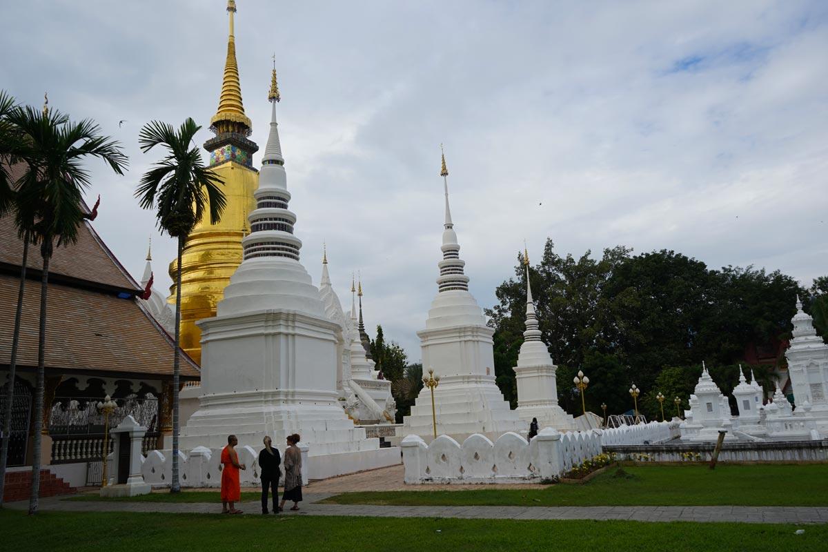 Chiang Mai monk tour