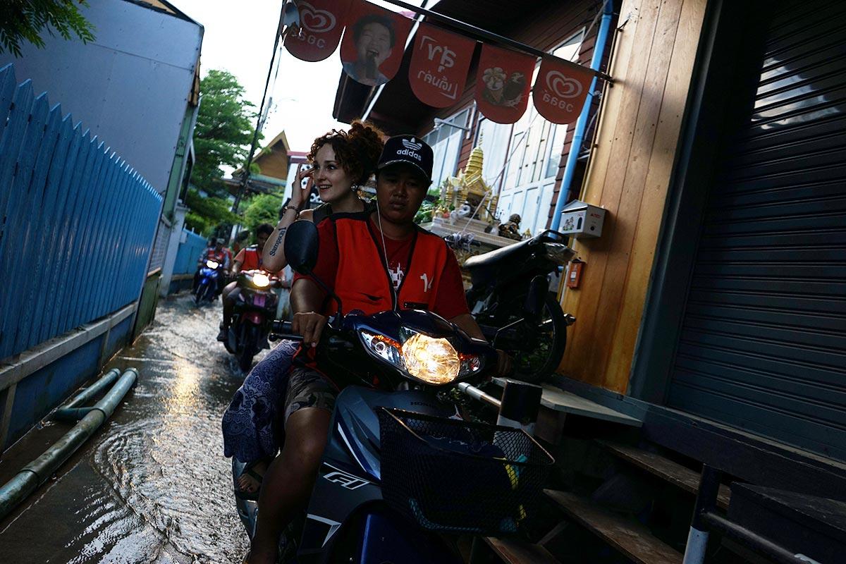 ko kret bangkok flood