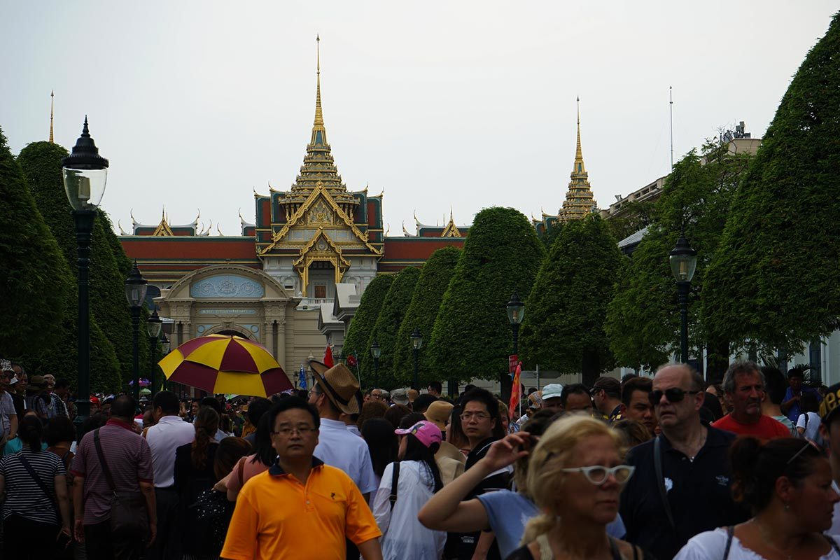 The Day Dress Codes Nearly Ruined Our Day in Bangkok
