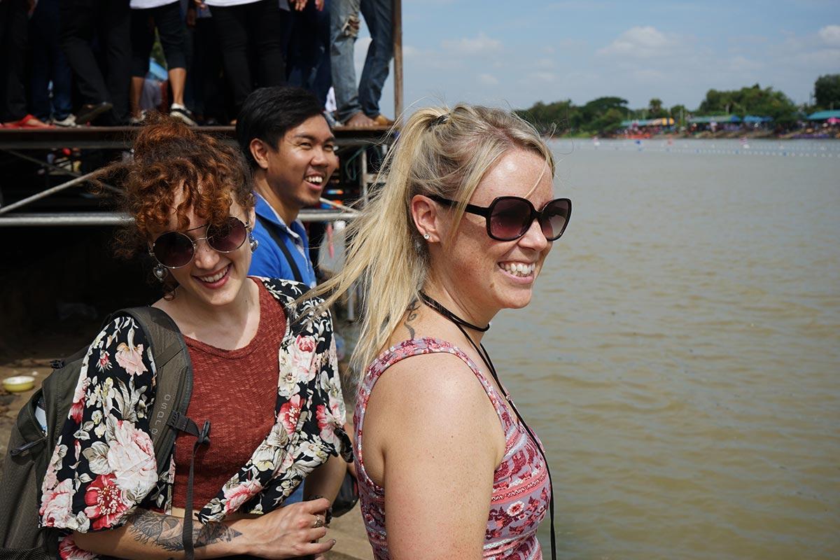 phimai festival longboat races