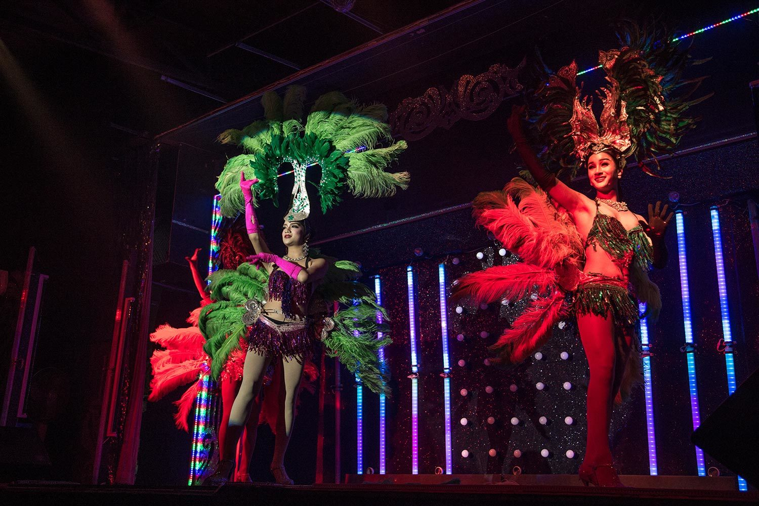 Chiang Mai's Cabaret is Second Only to Vegas