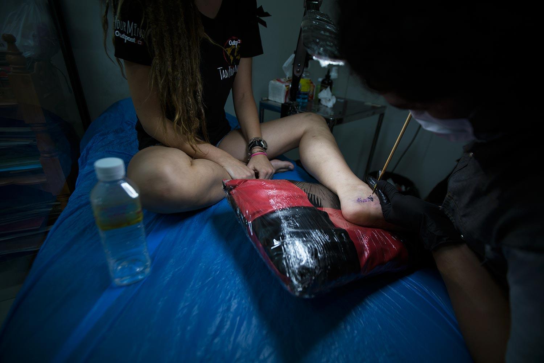 thai tattoo experience