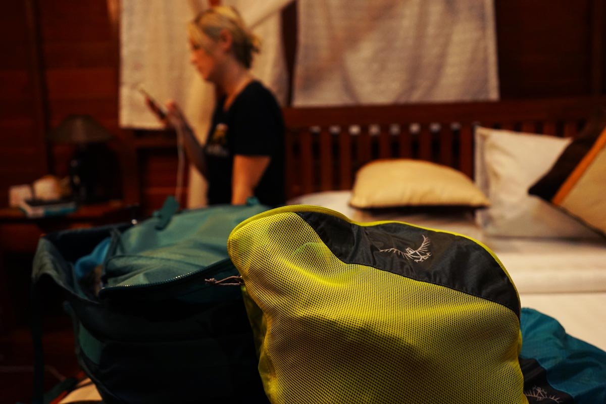 osprey packs packing cubes review