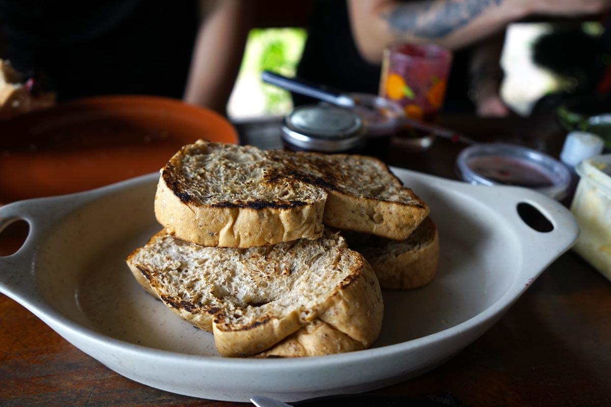 mulberry bread recipe