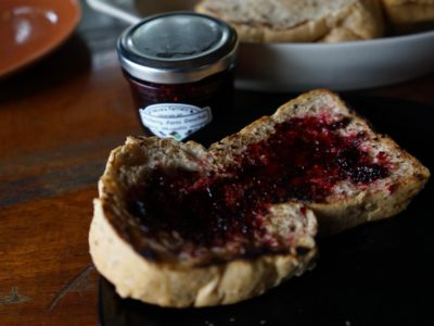 Jammin' in Phrae: Recipes for Mulberry Jam and Mulberry Bread