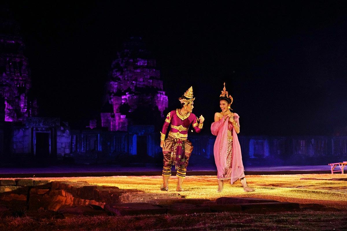 phimai thailand performance