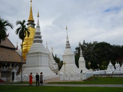 Buddhist Monuments: A Resting Place Fit For A King