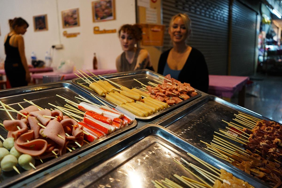 night market adventures in thailand
