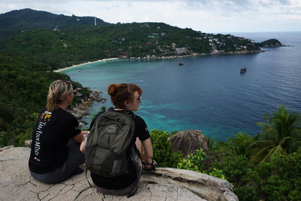 ko tao island expats