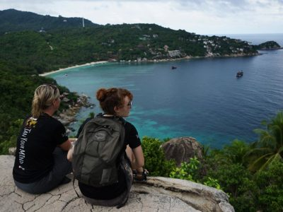 Who Quits Their Life to Live on a Tiny Thai Island?