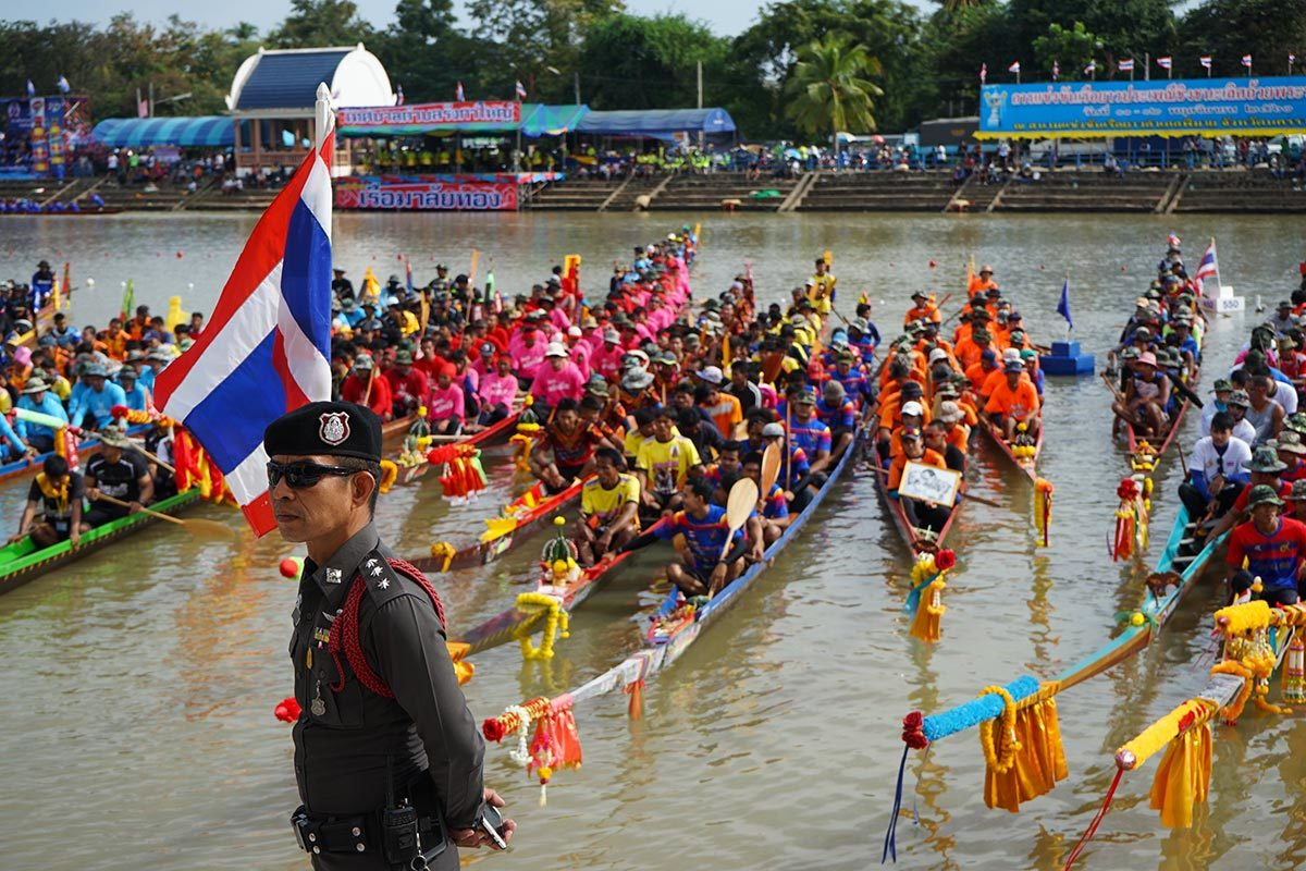 Cheering on the Chakkarat: A Day of Longboats and Laughter