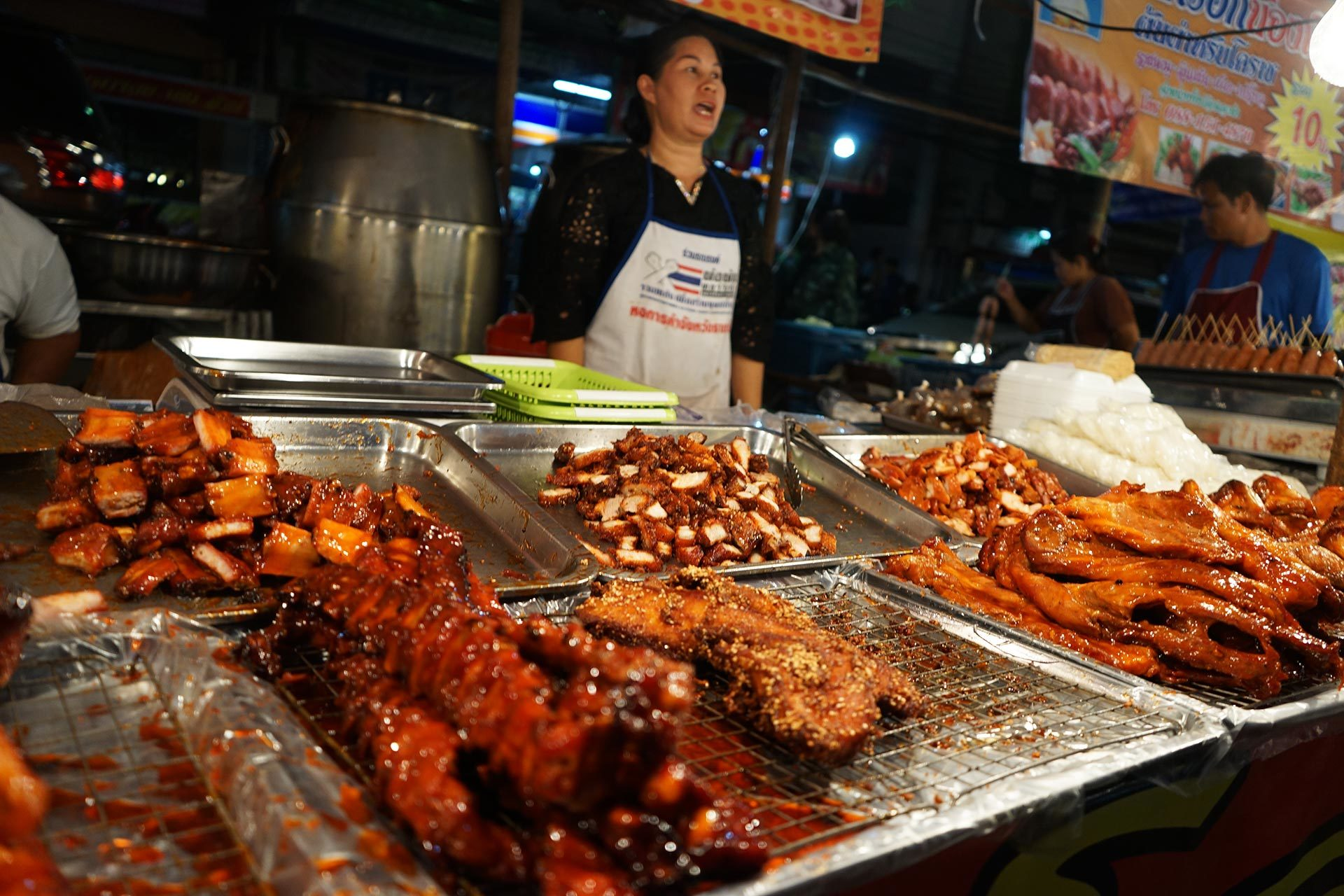 The Phimai Night Market: A Feast For The Senses